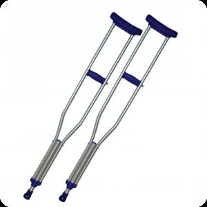 Axillary Crutches-Rehaid