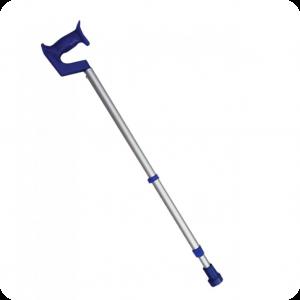 Swan-Neck Crutch Stick