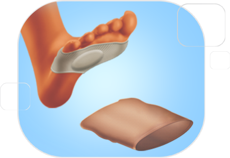 Silicone Insole-dealers in-Marathahalli